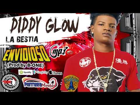 "Diddy Glow ""ENVIDIOSO"" Prod. por B ONE ©2017 Orchard/Sony Music"