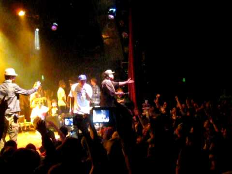 People Under the Stairs - L.A. Song @ the El Rey Theater 12/11/10