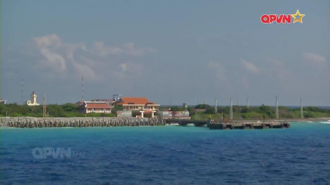 Những hình ảnh mới nhất về Trường Sa - Full phần 2: Đảo Trường Sa lớn - YouTube