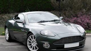 2001 Aston Martin V12 Vanquish S