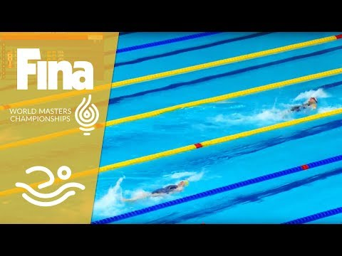 RE-LIVE - Swimming Day 5: Duna Arena Pool A AM | FINA World Masters Championships 2017 - Budapest