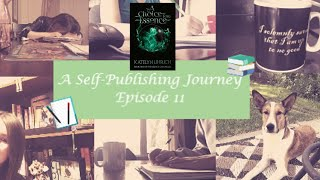 Self Publishing: Episode 11 - RELEASE DAY!