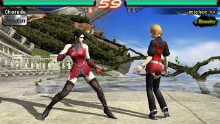 [TAS] Tekken 6 - Zafina | ULTRA HARD (PSP)