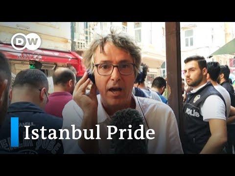 Istanbul LGBT Activists Defy Turkish Government Pride Ban | DW News