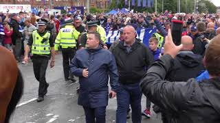 Union Bears - March - Part 2 - Rangers 2 - St. Mirren 0 - 12 August 2018