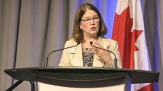 Health Minister Jane Philpott's full speech from Social Finance Forum 2016