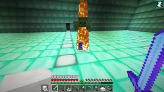 PVP Diamond Arena Noob Survival Minecraft Indonesia #32