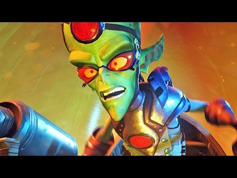 Ratchet & Clank #18: Dr Nefarious Boss Battle (Final) - PS4 gameplay