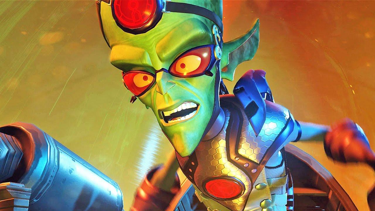 Ratchet Clank 18 Dr Nefarious Boss Battle Final