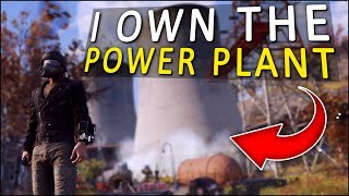 CLAIMING the POWER PLANT! - Fallout 76 Solo Gameplay #3