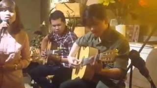 Mưa Rừng [ Ngọc Duyên ] Guitar Sang Huỳnh = Hoàng Anh Bolero