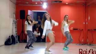 Lessi   Booty Dance   RaiSky Dance Studio