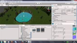 Unity3D — создание игры. Урок 1.