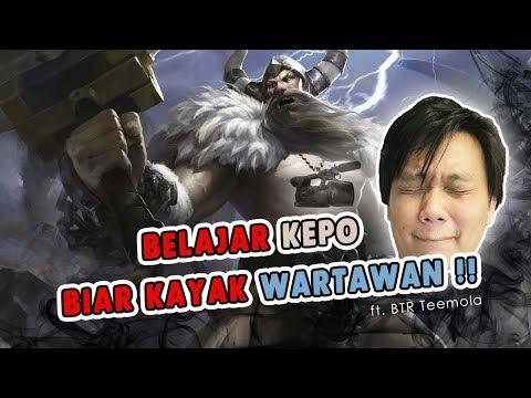 BELAJAR ROLE OBSERVER BIAR KEPO KAYAK WARTAWAN