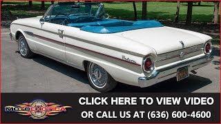 1963 Ford Falcon Futura    SOLD