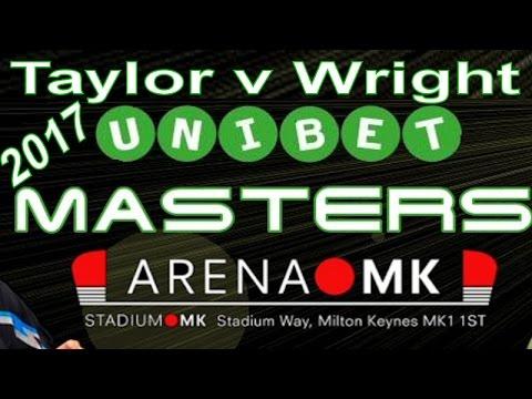 2017 Unibet Masters Phil Taylor v Peter Wright | Quarter-Finals