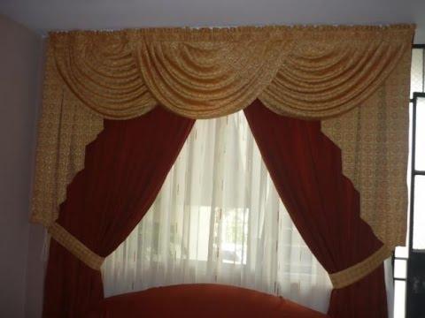Como hacer cortinas paso a paso con imagenes youtube - Como hacer cortinas para dormitorios paso a paso ...