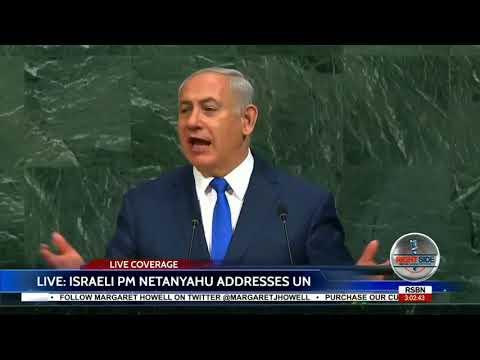 Netanyahu VS Antarctica, said: penguins are support Israel???