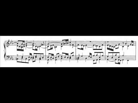 J.S. Bach - BWV 689 - Fuga super: Jesus Christus unser Heiland