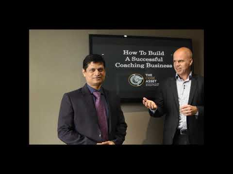 Launch of International Academy of Business Coaches in INDIA by Jayant Hudar & Steve hackney