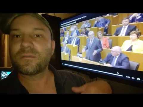 Jean=Claude Juncker dit Qu il a vu Des dirigeants d