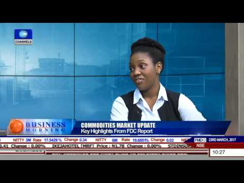 Business Morning: State Of Domestic Agriculture Commodities Pt 2