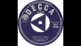 Cyril Stapleton And His Orchestra - Come Next Spring - 78 RPM