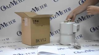 Газовый счетчик Elster BK2,5 обзор от GazMeter(, 2016-04-27T06:50:30.000Z)