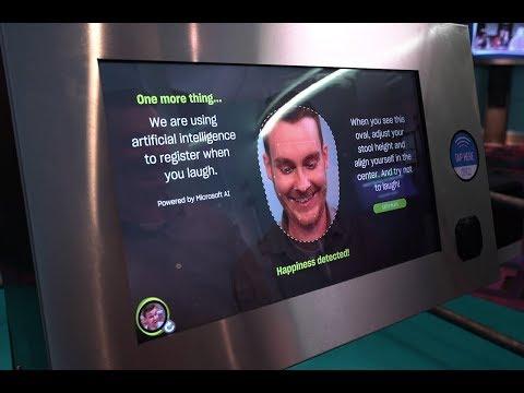 Laugh Battle, powered by Microsoft AI