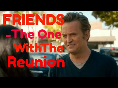 Friends The Movie- The One With The Reunion(2018)