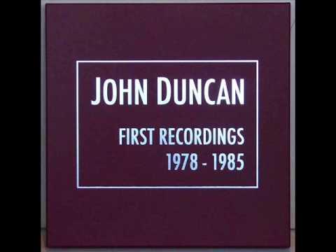 John Duncan - Police Patrol 1978 ( Experimental Noise)