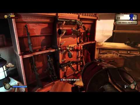 Bioshock Infinite: Up in the Clouds