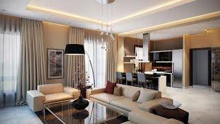 Living Room Design Ideas, Modern and Elegant