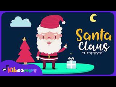 Must Be Santa | Claus | Christmas Songs for Kids | The Kiboomers | Kindergarten | Preschool