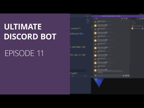 ULTIMATE DISCORD BOT - Episode 11 - Using PRAW To Get Pictures From Reddit And Show Them In Discord