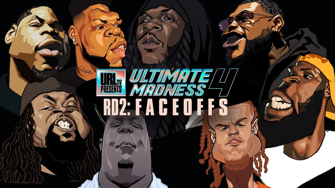 Download ULTIMATE MADNESS 4: RD2 FACEOFFS   URLTV