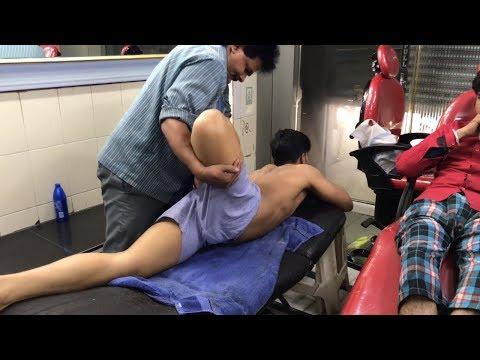 ASMR Deep Tissue Foot/Leg Massage By Khursheed Alam