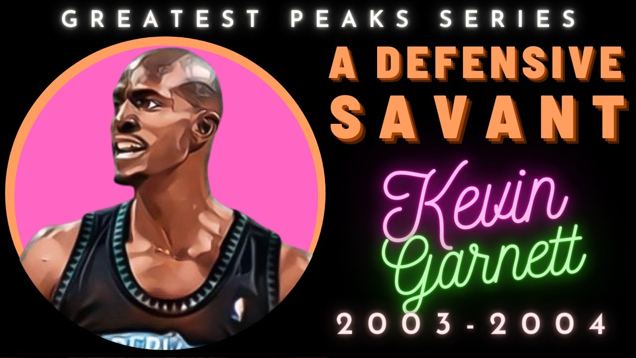 Kevin Garnett's insane defense & diverse offense made him a unicorn | Greatest Peaks Ep. 11