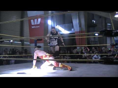 Armageddon Wellington 2015 Rumble   Impact Pro Wrestling NZ   IPW