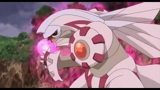 [ AMV Pokemon ] Arceus vs Dialga, Palkia and Giratina