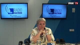 """Анна Владова в программе """"Семь дней и ночей""""  #MIXTV"""