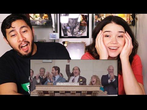 GOLD | Matthew McConaughey | Trailer Reaction Review w/ Achara!