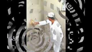 Штукатурка стен, Штукатурка квартир, Штукатурка домов от сети 220 вольт(, 2014-10-24T17:02:53.000Z)