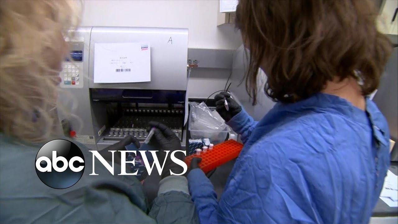 Breaking developments in the coronavirus pandemic