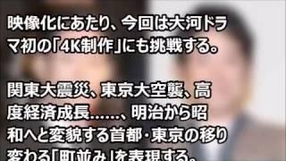 2019年のNHK大河ドラマ「いだてん~東京オリムピック噺~」阿部...