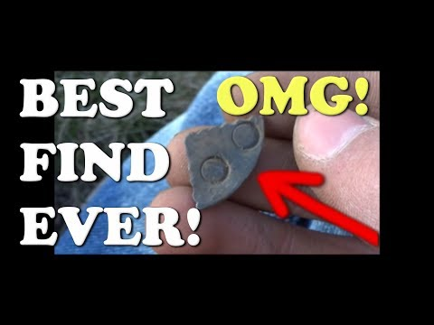 METAL DETECTING BEST FINDS EVER! FINDING REAL SPANISH TREASURE!