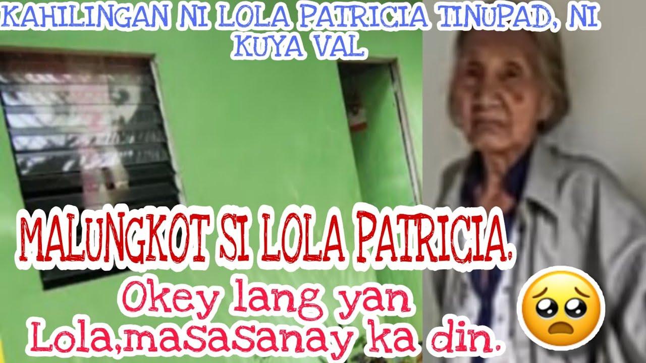 Download REQUEST GRANTED! LOLA PATRICIA MALUNGKOT? NAKU PO ,OKEY LANG YAN LOLA @Val Santos Matubang