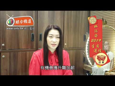 林佑姿師傅 2019年十二生肖運程 (肖馬)