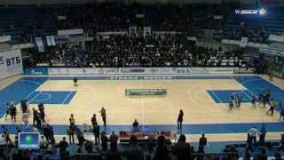 DYNAMO vs GAZPROM-YUGRA. Futsal Cup of Russia.Final. 12/03/2011