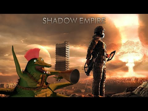 Shadow Empire - Hydra World (with aliens) - Part 8  